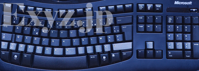 Frecnh AZERTY Layout (France)