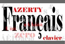 フランス語 AZERTY配列キーボードにおけるアクセント符号、記号等の入力方法
